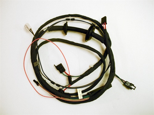 Amazing 1969 Power Window Wiring Harness Left Hand With Rubber Boot Wiring Digital Resources Funapmognl