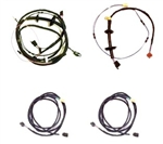 1969 Power Window Wiring Harness Kit, with OE Style Power Windows