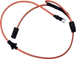 1967 - 1968 Camaro Power Accessory Lead Wire Harness