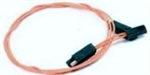 1967 - 1969 Trunk Light Extension Wire Harness, Convertible
