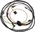 1967 Camaro Small Block Engine Wiring Harness for Models with Factory Gauges