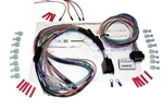 1967 - 1968 Camaro Autometer Dash Gauge Cluster Wiring Harness Kit