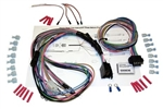 1969  Autometer Dash Gauge Cluster Wiring Harness Kit