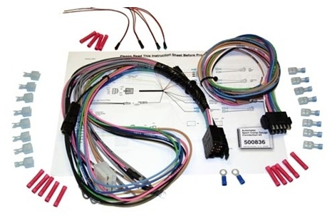 WIR 417 2?1479191086 1970 1981 gauge cluster wiring kit Autometer Gauge Brackets at crackthecode.co
