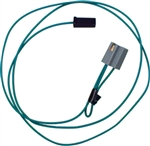 1971 Camaro Transmission Controlled Spark TCS Jumper Wire Extension Harness for Manual Shifter Models, Double Terminal