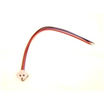1967 - 1969  Power Window Harness Switch Pigtail Wires