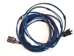 1970 - 1977 Camaro Speaker Wiring Harness, Rear Seat Extension