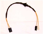 1971 - 1974 Camaro Kickdown Wiring Harness for Turbo 400 Automatic Transmission