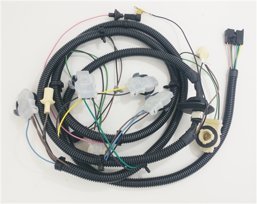 MADE in USA Intermediate to Rear Lamp Wiring Harness 69 Camaro Coupe