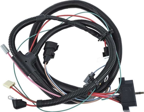 1980 Camaro Engine Wiring Harness for V8 Small Block Models | 1980 Camaro Wiring Harness |  | Camaro Central