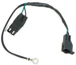 1981 Air Conditioning Compressor Extension Wiring Harness