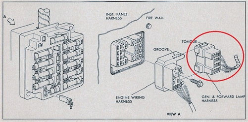 1973 Camaro Front Headlight Wiring Harnessrhcamarocentral: Camaro Wiring Harness Diagram At Gmaili.net