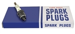 1967 - 1968 Engine Spark Plugs, Small Block, AC - 43
