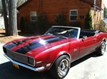 Anthony Caturano 1968 Convertible