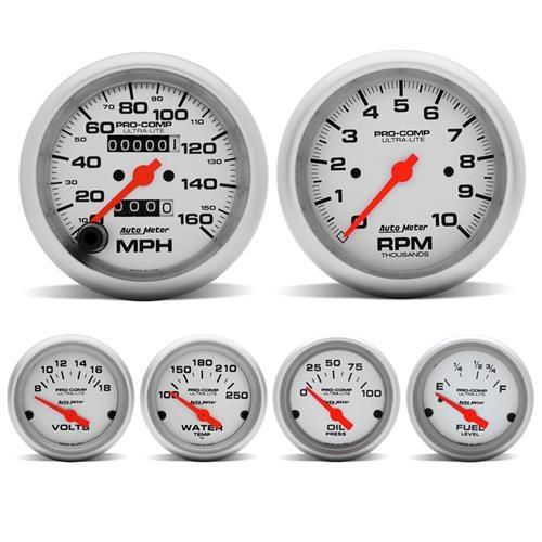 1990 - 1992 Camaro Custom Dash Instrument Cluster Housing with Auto Gauges Auto Meter Sdometer Wiring Diagrams on