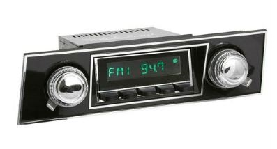 1967 - 1968 Camaro RetroSound Long Beach Radio