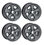 1970 - 1981 Camaro Z28 5 Spoke Wheel Kit - Set of 4