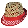 Jeanne Simmons - Picnic Fedora