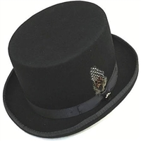 Bruno Capelo - Wool Felt Top Hat