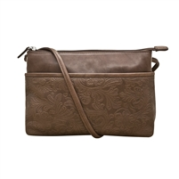 ILI - Tooled Crossbody
