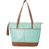IlI Handbags NY - Whipstitch Tote Handbag