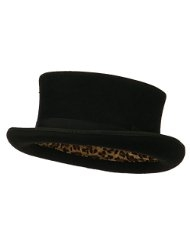 Jeanne Simmons - Short Top Hat