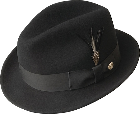 dd91b9497d610 Bailey of Hollywood - Tino Hat