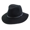 Jeanne Simmons - Floppy Wool Fedora