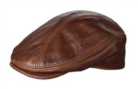 Broner - Euro Design Leather Driving Cap