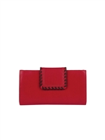 ILI Handbags NY - Whipstitch Wallet