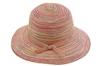 Jeanne Simmons -  Adjustable 3'' Sunhat