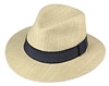 Broner - Safari Hat with Ribbon Band