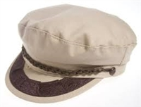 Aegean - Cotton Greek Fishermans Cap
