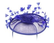 Angela & William - Fascinator