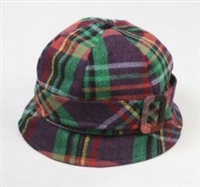 63f6e87f453 Something Special - Plaid Wool Bucket Hat
