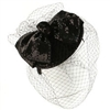 Wool Fascinator with Sequin