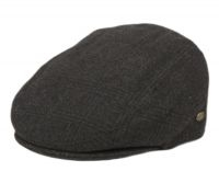 Epoch Plaid Wool flat Ivy Cap