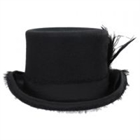 381669822c0 Bailey of Hollywood - Vivienne Wool Felt Top Hat