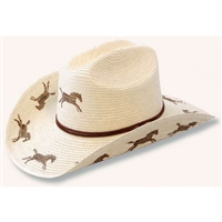 Sunbody Hats - Kid's Crazy Horse Palm
