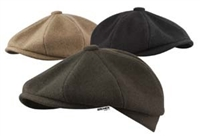 Broner- O'Malley Newsboy Cap