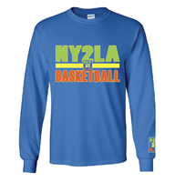 NY2LA BASKETBALL LONG SLEEVE