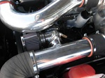 Vortech Maxflow Race Bypass (Polished) 05-10 300, Challenger, Charger, Magnum 5.7L, 6.1L