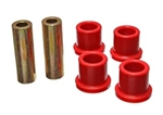 Energy Suspension Red Rack And Pinion Bushing Set 2005-2010 Challenger/Charger/300/Magnum