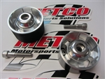 Metco Supercharger Idler Pulley Kit 2015-2016 6.2L Challenger/Charger