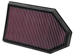 K&N Drop-In Air Filter 11-19 Challenger, Charger, 300