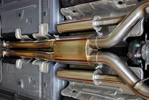 Mbrp 304 Cat Back Exhaust W Tuning Tubes 09 14 Challenger