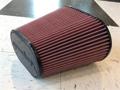 Speedlogix Carbon Fiber Cold Air Intake Kit 11-17 Challenger, Charger, 300, Jeep 392/6.4L