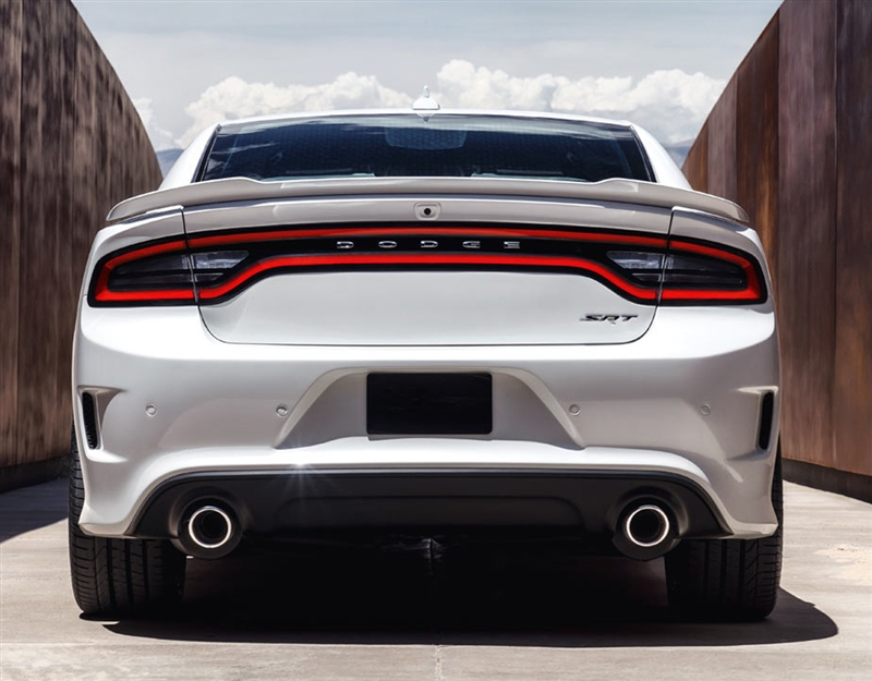 Scat Pack R/T, SRT, SRT Hellcat Rear Bumper Package 2015-2018 Charger