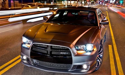 Srt Charger Hood Package 2011 2014 Charger