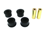 Whiteline Rear Control Arm Lower Inner Bushing 05-14 Challenger, Charger, 300, Magnum